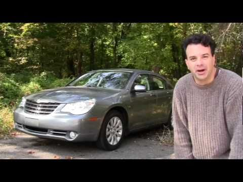 Chrysler Sebring Road Test & Review by Drivin' Ivan