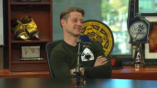 actor ben mckenzie on when your kids dont like your sports teams the rich eisen show 111717