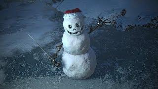 Path of Exile: Snowman Hideout Decoration (Winter Exclusive)