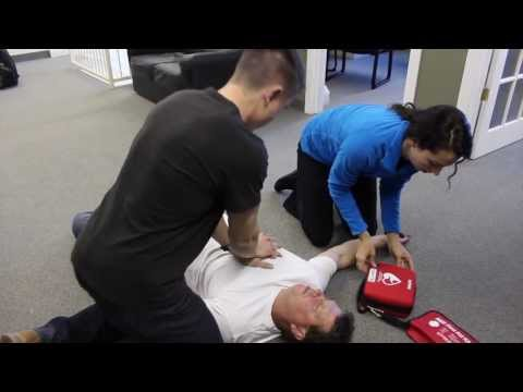 CPR / AED Emergency Response Refresher