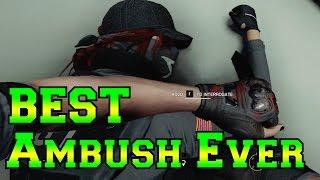 INSANE Caveira AMBUSH - Triple Interrogation - Rainbow Six Siege Velvet Shell
