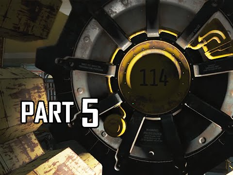 Fallout 4 Walkthrough Part 5 - Vault 114 (PC Ultra Let's Play Commentary)