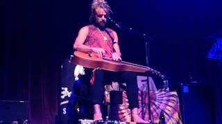 Xavier Rudd Follow the Sun / Messages / Guku Mercury Ballroom, Louisville, KY July 1, 2014
