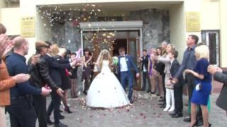свадебный клип Дима Яна переделка