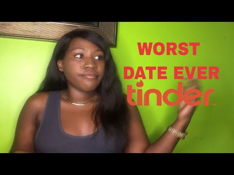 WORST TINDER DATE EVER STORYTIME || ONLINE DATING || DON'T DATE A NIGERIAN MAN 😂