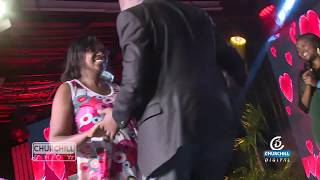 Churchill Show Couples Dance To Valentine Tunes