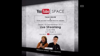 Youtube Pop Up Space Press Conference