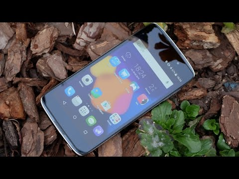 Alcatel OneTouch Idol 3 4.7: предварительный обзор с MWC 2015 (hands-on demo)