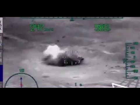 Russian helicopters & warplanes annihilate ISIS targets: Unique combat footage from Palmyra op