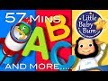 ABC Song In Outer Space Plus Lots More Nursery Rhymes 57 Minutes Compilation from LittleBabyBum