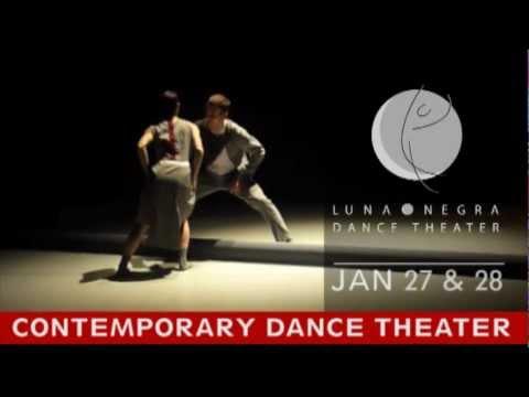 Presenting: Luna Negra Dance Theater, Jan 27 & 28, 2012