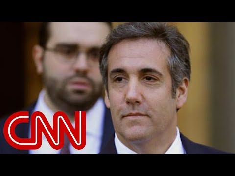 Michael Cohen tells friends he doesn't think Trump would pardon him