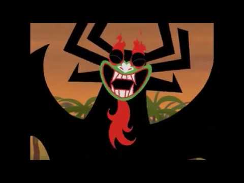 almost every time aku says fool