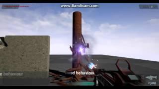 Destruction Unreal Engine 4