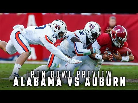 How Auburn is preparing for Iron Bowl matchup with top-ranked Alabama