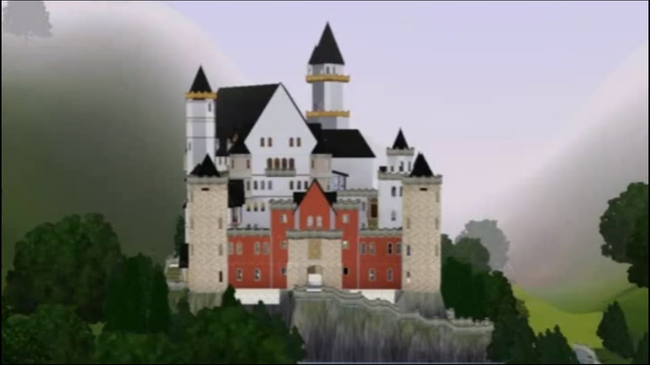 Schloss Neuschwanstein The Sims 3 Youtube