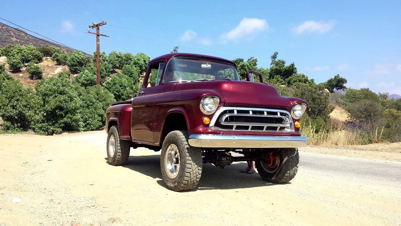 1957 Chevy Napco by Legacy Classic Trucks: The Best Truck Ever ...