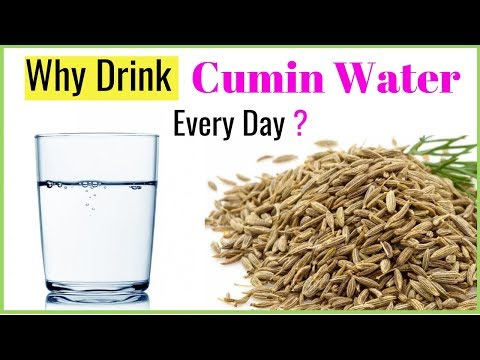 Cumin Water: 7 Benefits to starting drink Every Day