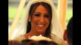 Cheryl and Simon's wedding