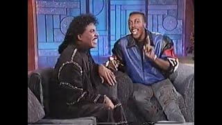 Little Richard (NEW) is Hilarious on Arsenio !