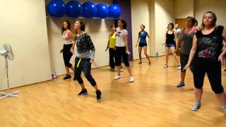 Sugababes - Push The Button-zumba