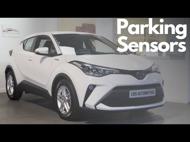 Parking Aids for your Toyota CHR