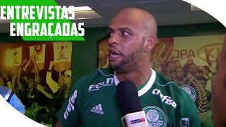 Entrevistas Engraçadas no Futebol #7