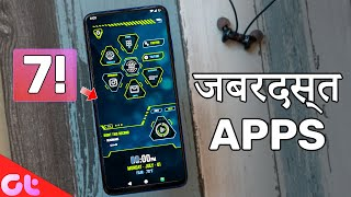 TOP 7 FREE & POWERFUL Android Apps for May 2020 | GT Hindi