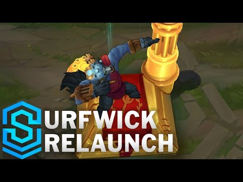 Urfwick Relaunch