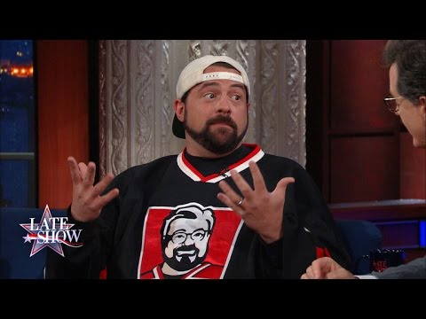 "Kevin Smith: ""You're the Face I Wake Up To"""