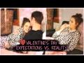 VALENTINES DAY: Expectations vs. Reality | Tiffany Alvord