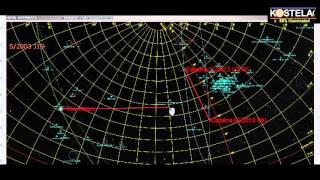 SERIAL OF EARTHQUAKE IN GIBRALTAR 6.3 RICHTER