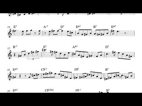 Lester Young In 3 Keys - Read Along!