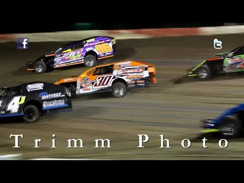 Feature races at Beatrice Speedway