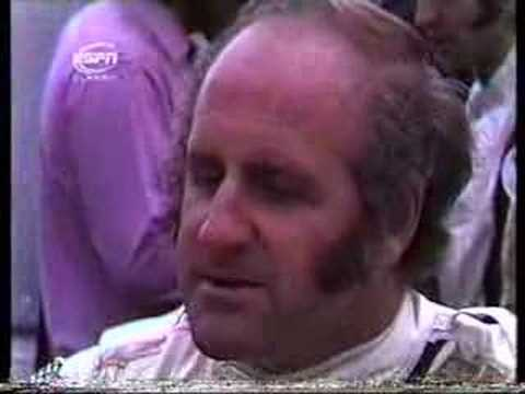 Formula One Denny Hulme interview 1973 (rare)
