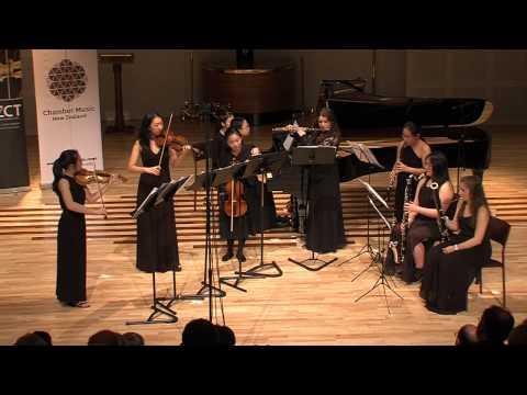 Appalachian Octet - 2014 Best Performance of a NZ Work, NZCT Chamber Music Contest