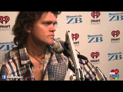 Newstalk ZB and Radio Sport: Lou Vincent - Part 2