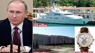 How Rich Is Vladimir Putin Putin 2016 Net Worth Youtube