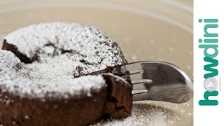 Easy Flourless Chocolate Cake Recipe - How To Make A Chocolate Cake