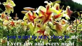 Air Supply I can't let go karaoke (no vocal)