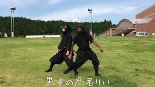 大阪、愛知、甲賀の忍者との特別な修行.