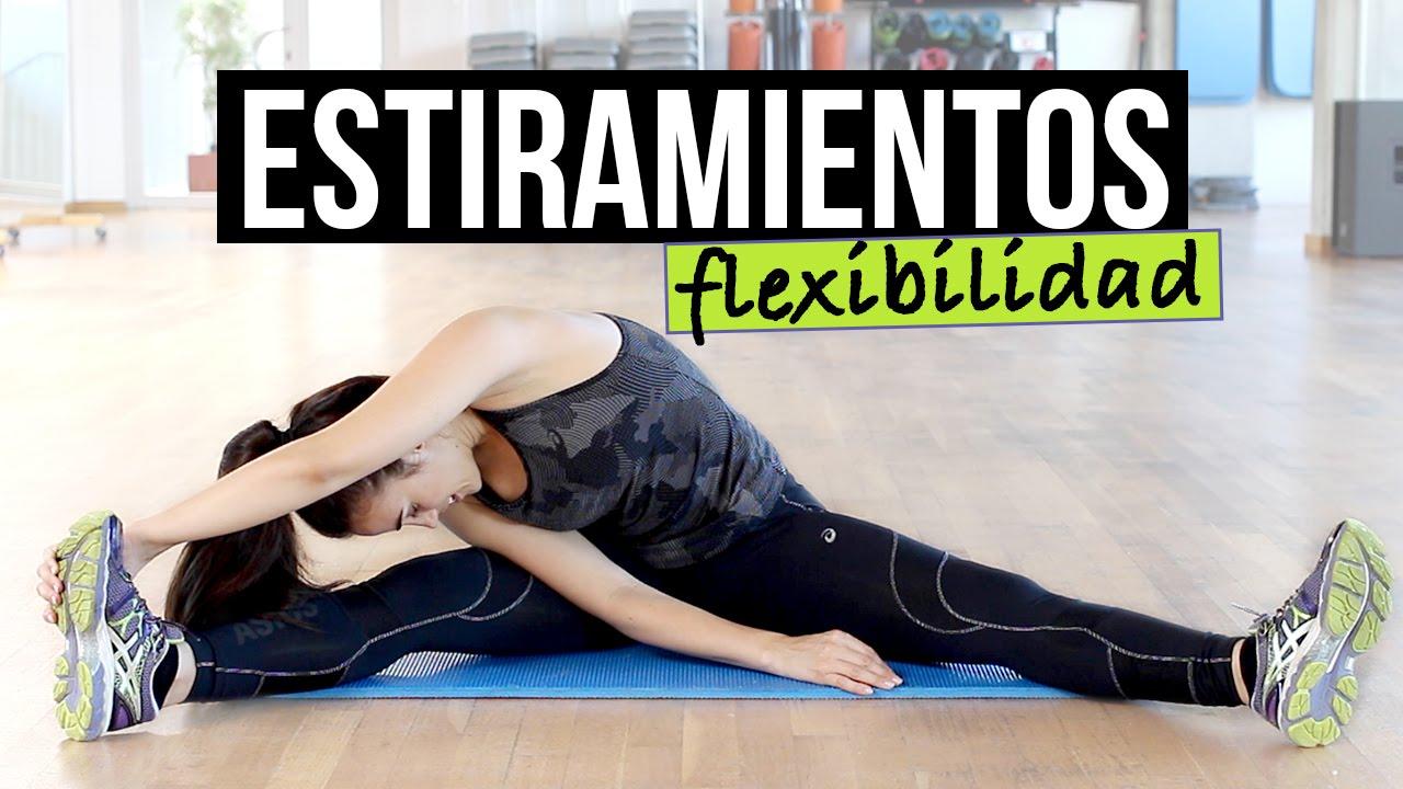 ejercicios para tener mayor flexibilidad en las piernas