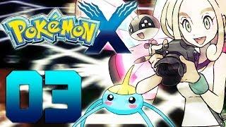 Let's Play Pokemon X Part 3: Die Erste Arena !