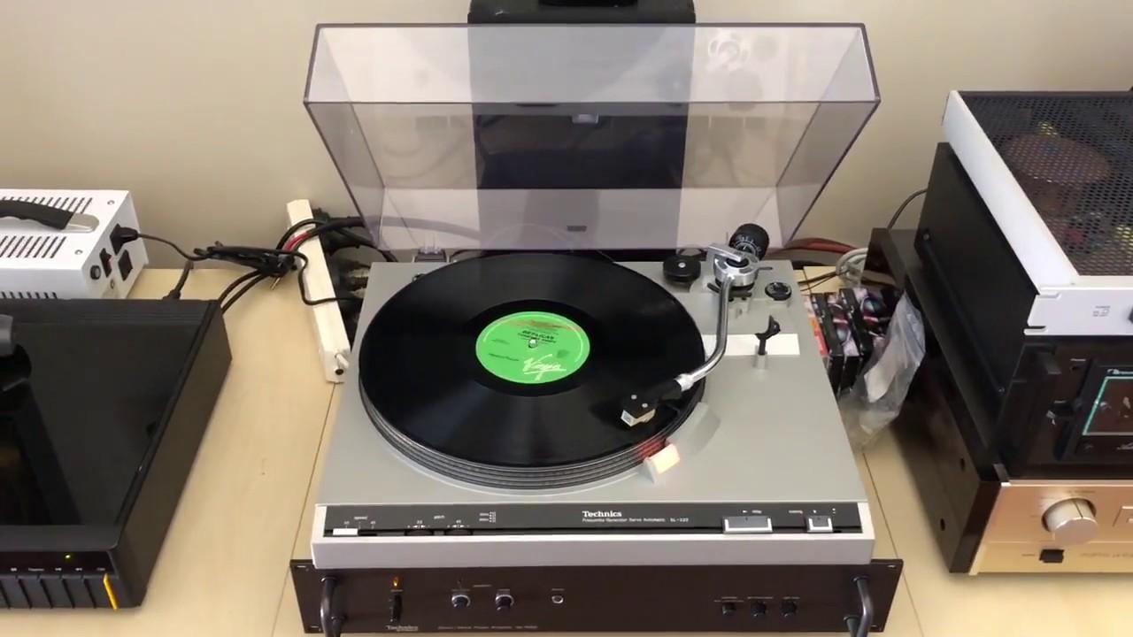 Budget Hi-Fi - Technics SL-220 Belt Drive Turntable Service & Review