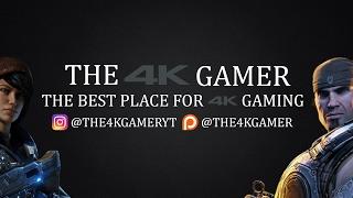 The 4k gamer live stream -