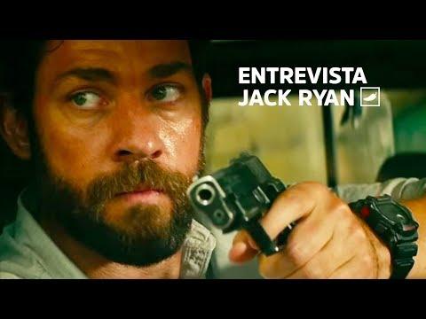 Entrevista Jack Ryan