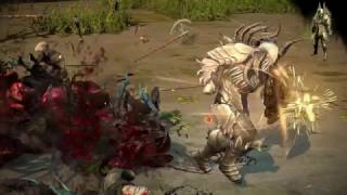 Path of Exile: Bleached Bone Demon King Armour Set