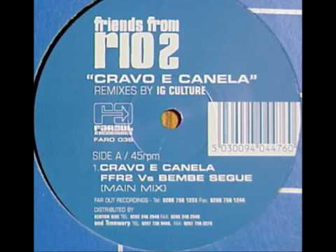 A FLG Maurepas upload - Friends From Rio vs Bembé Segué - Cravo E Canela (Main Mix) - Future Jazz