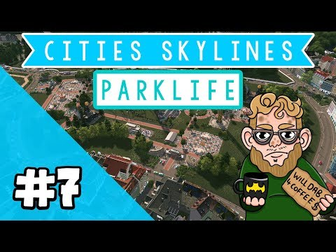 Cities: Skylines: Parklife - Building A Zoo! - Episode 7