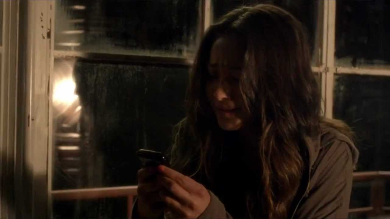 Shooting Scene Emily Nate And Caleb Pretty Little Liars 3x12